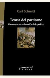 Papel TEORÍA DEL PARTISANO