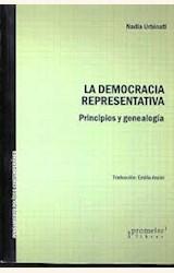 Papel LA DEMOCRACIA REPRESENTATIVA