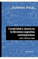 Papel CREATIVIDAD Y CIENCIA EN LA LITERATURA ARGENTINA
