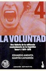 Papel LA VOLUNTAD (TOMO IV)