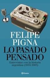 Papel LO PASADO PENSADO (BOOKET)