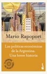 Papel LAS POLITICAS ECONOMICAS DE LA ARGENTINA
