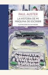 Papel LA HISTORIA DE MI MAQUINA DE ESCRIBIR