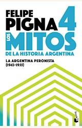 Papel MITOS DE LA HISTORIA ARGENTINA 4