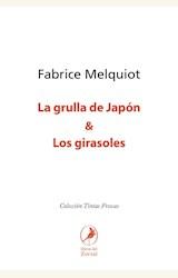 Papel LA GRULLA DE JAPÓN Y LOS GIRASOLES