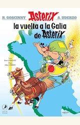 Papel 5. ASTERIX Y LA VUELTA A LA GALIA