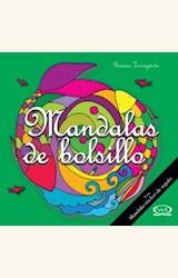 Papel MANDALAS DE BOLSILLO PARA NIÑOS - VERDE