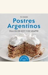 Papel POSTRES ARGENTINOS