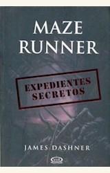 Papel MAZE RUNNER, EXPEDIENTES SECRETOS