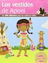 Libro Los Vestidos Aponi - Stickers
