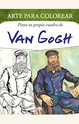 Papel PINTA TU PROPIO CUADRO DE VAN GOGH
