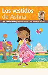 Papel LOS VESTIDOS DE ASHNA