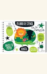 Papel MI LIBRO DE STENCIL - EN LA JUNGLA