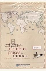 Papel EL ORIGEN DE LOS NOMBRES DE LOS PAISES DEL MUNDO
