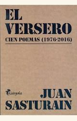 Papel EL VERSERO CIEN POEMAS (1976-2016)