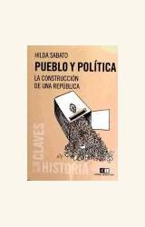 Papel PUEBLO Y POLITICA. LA CONSTRUCCION DE LA ARGENTINA MODERNA