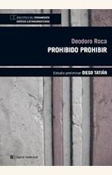 Papel PROHIBIDO PROHIBIR