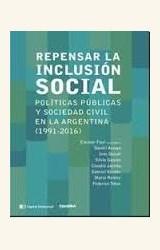 Papel REPENSAR LA INCLUSION SOCIAL