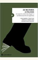 Papel DE MILITARES A POLICÍAS