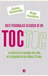 Papel SIETE PERSONAJES EN BUSCA DE UN TOC TOC