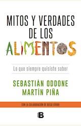 Papel MITOS Y VERDADES DE LOS ALIMENTOS