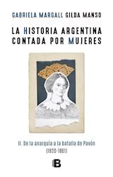 E-book La historia argentina contada por mujeres II