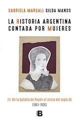 E-book La historia argentina contada por mujeres III