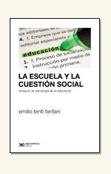Papel LA ESCUELA Y LA CUESTION SOCIAL