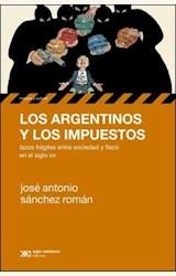 Papel LOS ARGENTINOS Y LOS IMPUESTOS