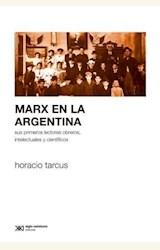 Papel MARX EN LA ARGENTINA