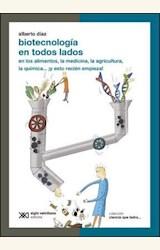 Papel BIOTECNOLOGIA EN TODOS LADOS