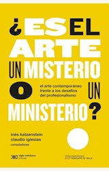 Papel ¿ES EL ARTE UN MISTERIO O UN MINISTERIO?