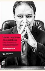Papel HACER NEGOCIOS CON PALABRAS