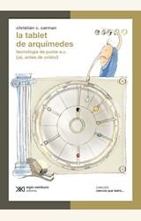 Papel LA TABLET DE ARQUÍMIDES