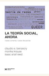 Papel LA TEORÍA SOCIAL, AHORA