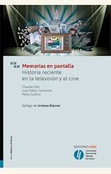 Papel MEMORIAS EN PANTALLA