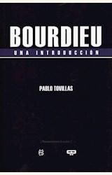 Papel BOURDIEU. UNA INTRODUCCION