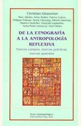 Papel DE LA ETNOGRAFIA A LA ANTROPOLOGIA REFLEXIVA
