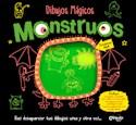 Libro Dibujos Magicos : Monstruos