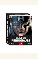 Papel GUÍA DE PERSONAJES MARVEL A-D