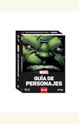 Papel GUÍA DE PERSONAJES MARVEL D- H