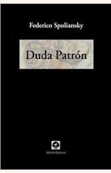 Papel DUDA PATRON