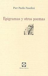 Papel EPIGRAMAS Y OTROS POEMAS (BILINGUE)