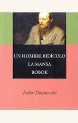 Papel UN HOMBRE RIDICULO - LA MANSA - BOBOK