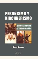 Papel PERONISMO Y KIRCHNERISMO