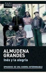 Papel INES Y LA ALEGRIA (COL. MAXI)