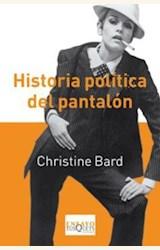 Papel HISTORIA POLITICA DEL PANTALON