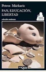 Papel PAN, EDUCACION, LIBERTAD