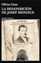 Libro La Desaparicion De Josef Mengele