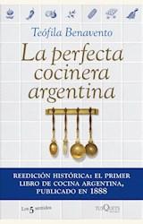 Papel LA PERFECTA COCINERA ARGENTINA